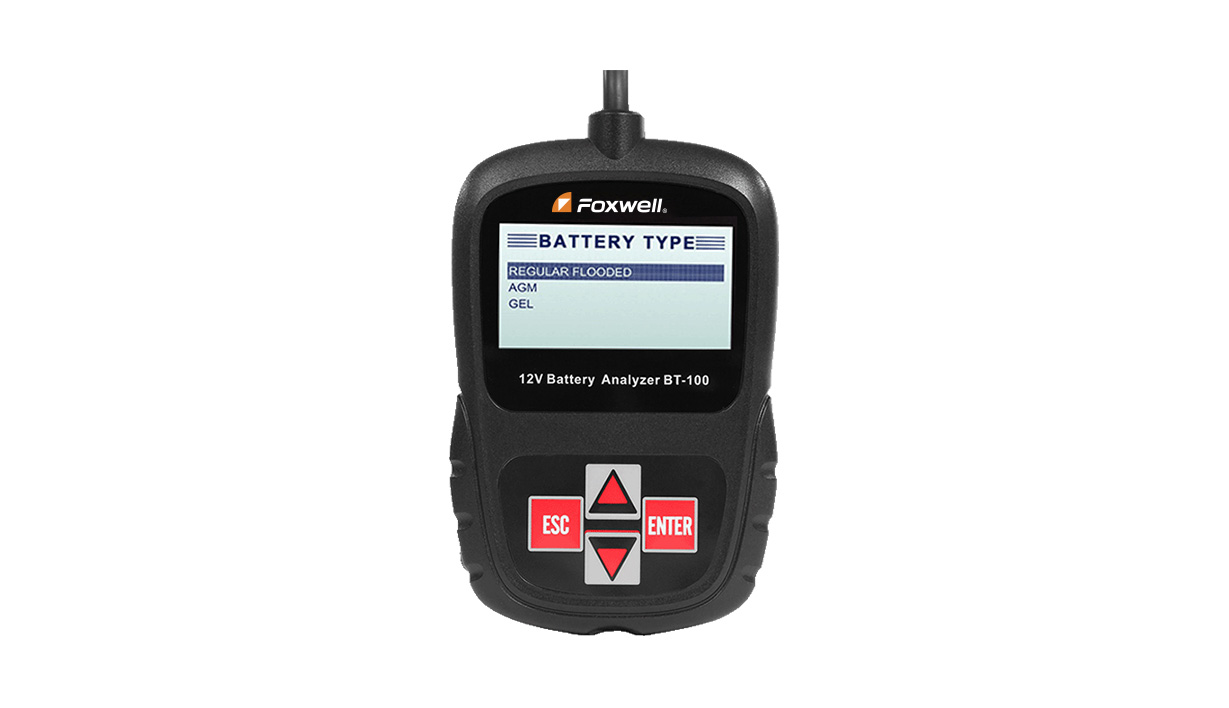 Battery Analyzer 12V