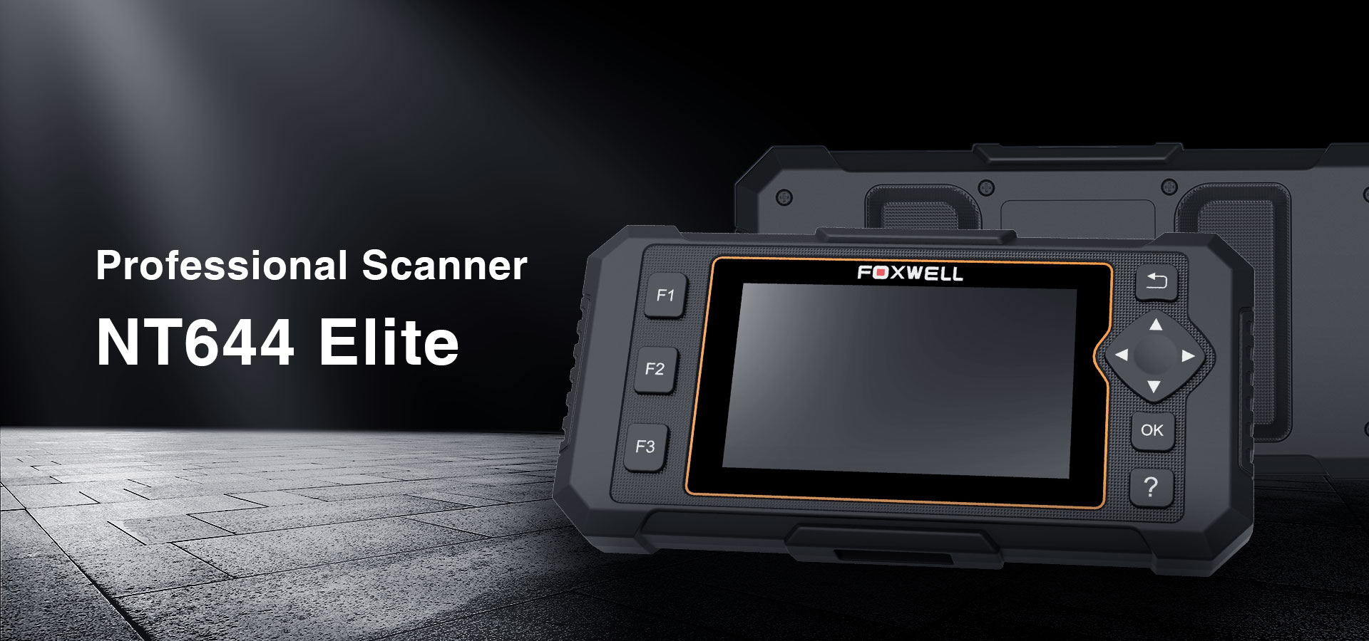 Foxwell Released A Professional Scanner NT644Elite