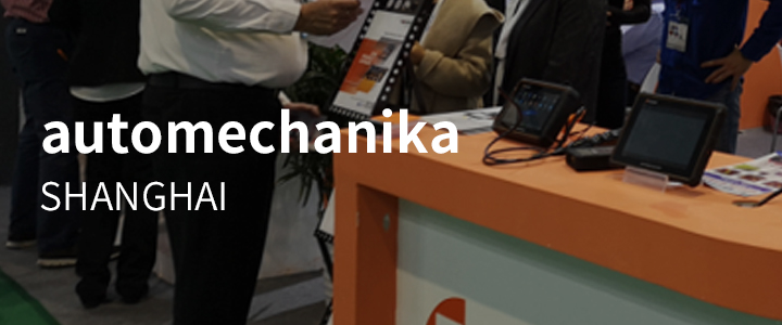 Foxwell attended Automechanika Shanghai